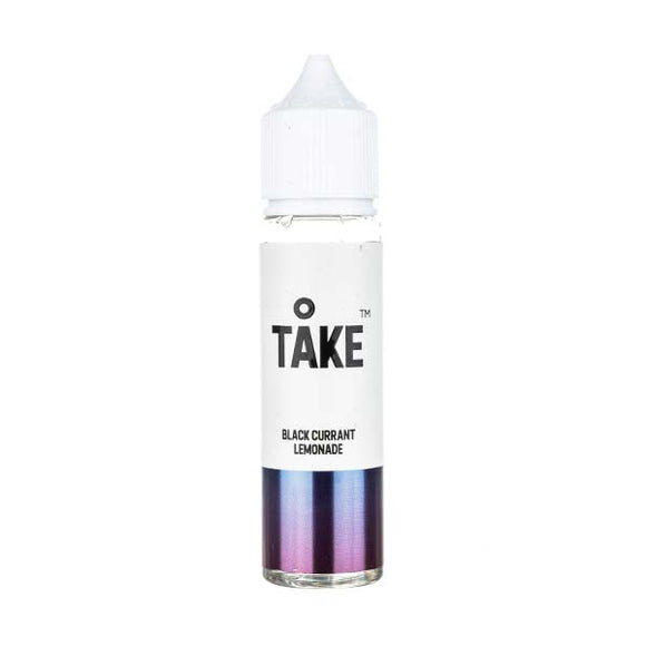 Blackcurrant Lemonade Shortfill E-Liquid by Take Mist
