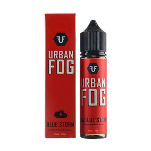 Blue Storm Shortfill E-Liquid by Urban Fog