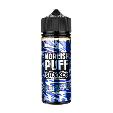 Blueberry Shakes Shortfill E-Liquid by Moreish Puff