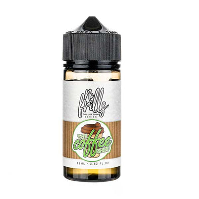 Butterscotch Shortfill E-Liquid by No Frills