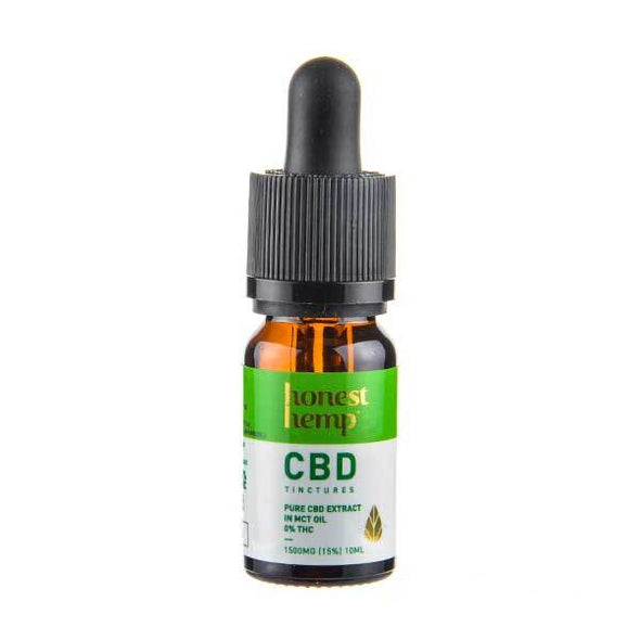 CBD Extract in MCT Oil by Honest Hemp