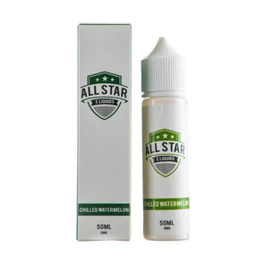 Chilled Watermelon Shortfill E-Liquid by All Star
