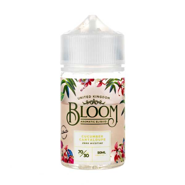 Cucumber Cantaloupe Shortfill E-Liquid by Bloom