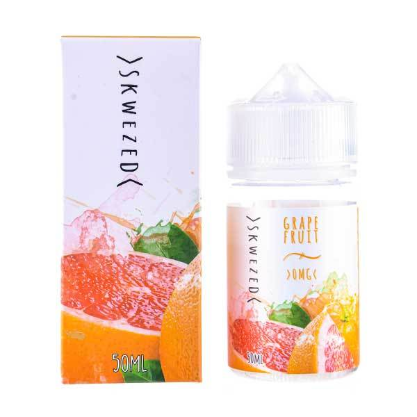 Grapefruit Shortfill E-Liquid by Skwezed