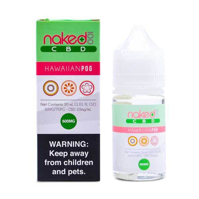 Hawaiian Pog CBD by Naked 100