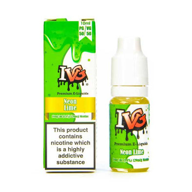 Neon Lime E-Liquid by IVG