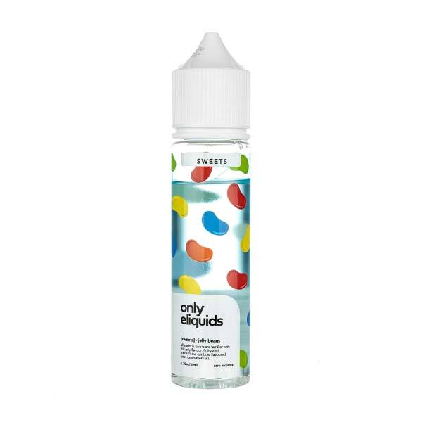 Jelly Beans Shortfill E-Liquid by Only eLiquids