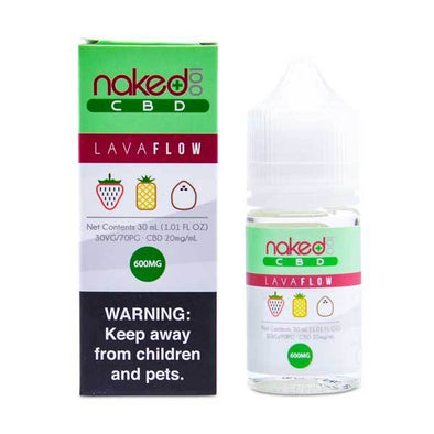 Lava Flow CBD by Naked 100