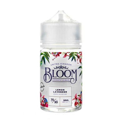 Lemon Lavender Shortfill E-Liquid by Bloom