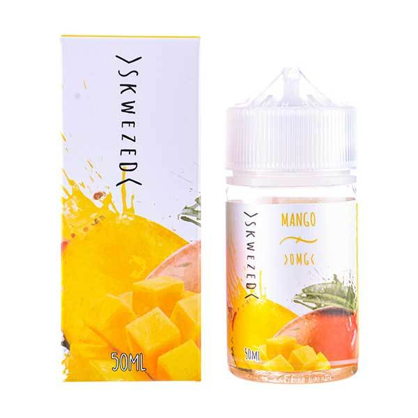 Mango Shortfill E-Liquid by Skwezed