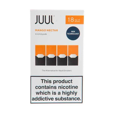 Mango Nectar 18mg UK V2 Juul Pods