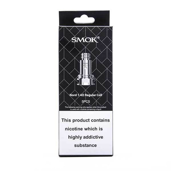Nord Coils - Pack of 5 by SMOK
