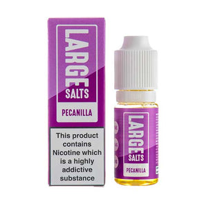 Pecanilla Nic Salt E-Liquid by Large Juices