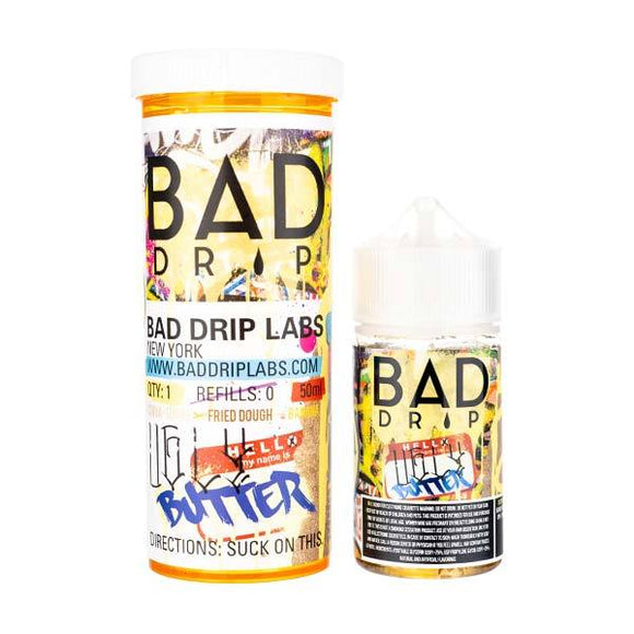 Ugly Butter Shortfill E-Liquid by Bad Drip Labs