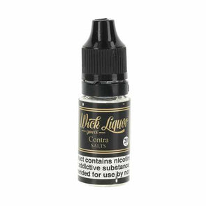 Contra Nic Salt E-Liquid by Wick Liquor