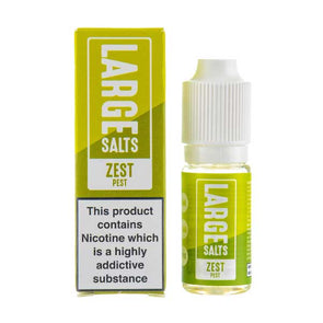 Zest Pest Nic Salt E-Liquid by Large Juices