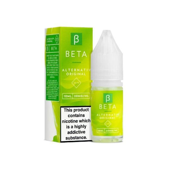 Beta Nic Salt E-Liquid by Alternativ
