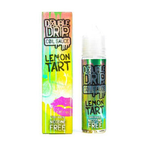 Lemon Tart Shortfill E-Liquid by Double Drip