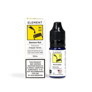 Banana Nut - Element E-Liquids
