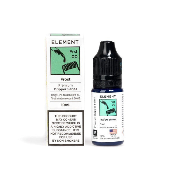 Frost 10ml E-Liquid by Element