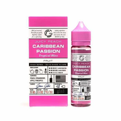 Glas Caribbean Passion 50ml Shortfill E-Liquid