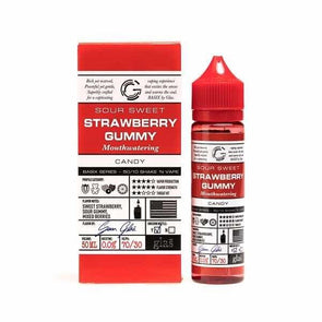 Glas Strawberry Gummy 50ml Shortfill E-Liquid