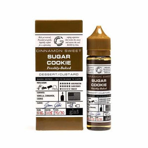 Glas Sugar Cookie 50ml Shortfill E-Liquid