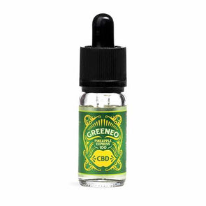 Pineapple Express CBD E-Liquid by Greeneo