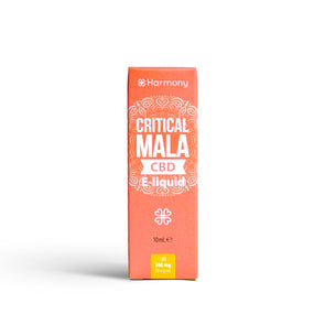Critical Mala CBD E-Liquid by Harmony