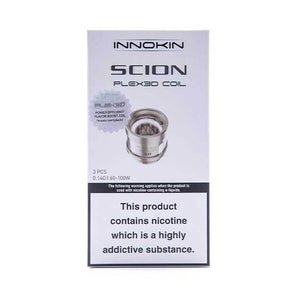 Scion Plex3D Coils by Innokin