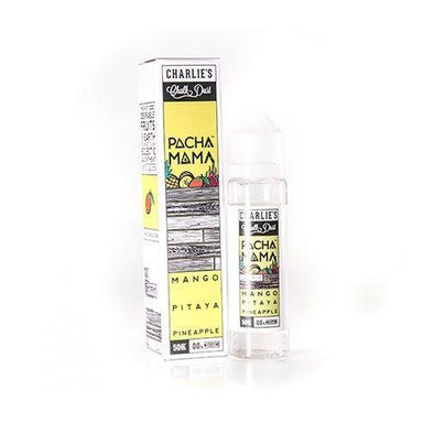 Pacha Mama – Mango, Pitaya and Pineapple 50ml Shortfill E-Liquid