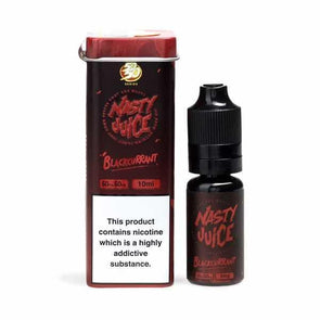 Nasty Juice 50/50 Blackcurrant E-Liquid