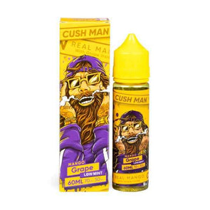 Nasty Juice Grape Cush Man 50ml Short Fill E-Liquid
