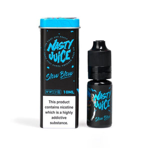 Nasty Juice Slow Blow E-Liquid (5 x 10ml)