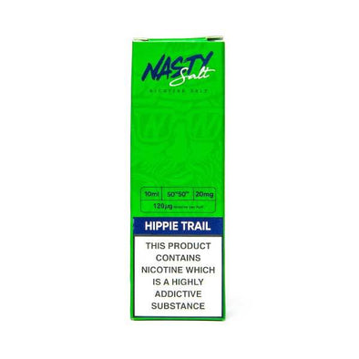 Hippie Trail Nic Salt E-Liquid by Nasty Juice