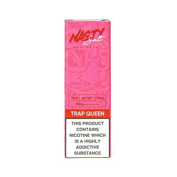 Trap Queen Nic Salt E-Liquid by Nasty Juice