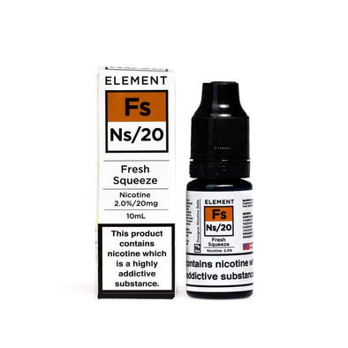 NS20 Element Fresh Squeeze E-Liquid