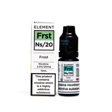 NS20 Element Frost E-Liquid