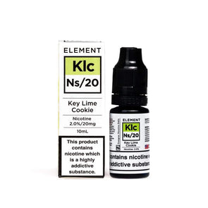 Key Lime Cookie E-Liquid by NS20 Element