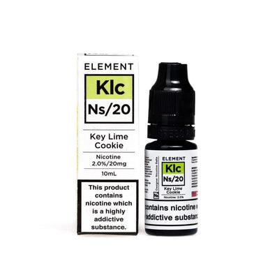 Key Lime Cookie E-Liquid by NS20 Elements