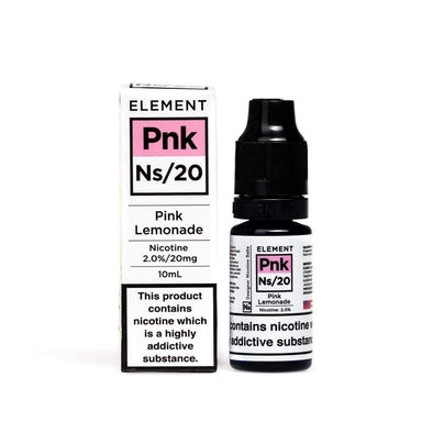 NS20 Element Pink Lemonade E-Liquid