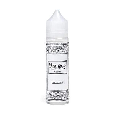 Wick Liquor Contra Big Block 50ml Short Fill E-Liquid