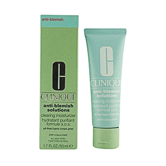 Fugtgivende Gel Anti-blemish Clinique
