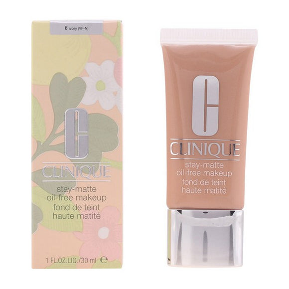 Flydende makeup foundation Stay Matte Clinique