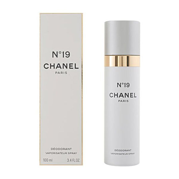 Spray Deodorant Nº 19 Chanel (100 ml)