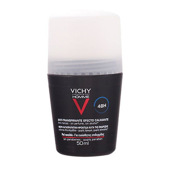 Roll on deodorant Homme Vichy (50 ml)