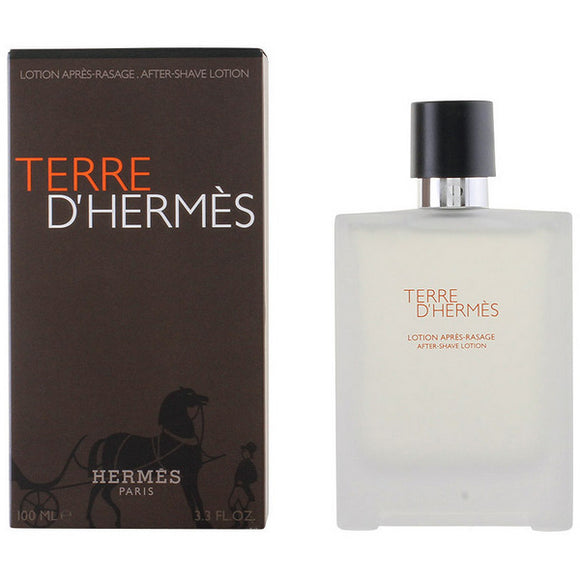 Aftershave Lotion Terre Hermès (100 ml)