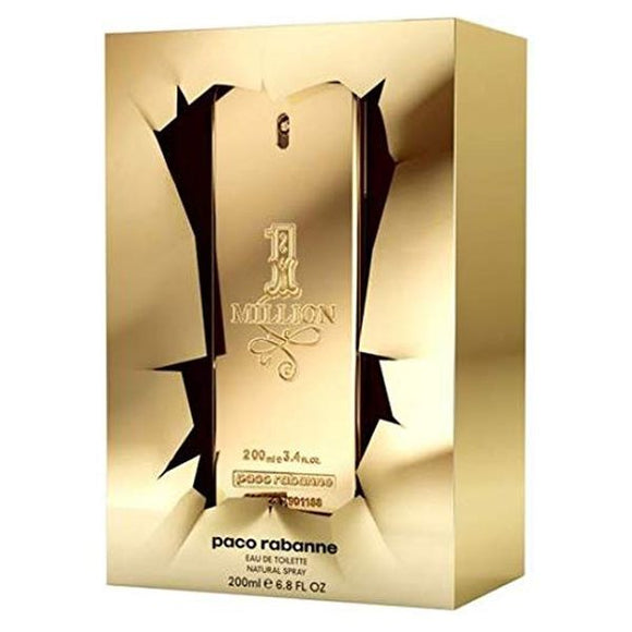 Herreparfume 1 Million Paco Rabanne EDT (200 ml)