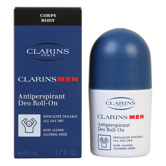Roll on deodorant Men Clarins