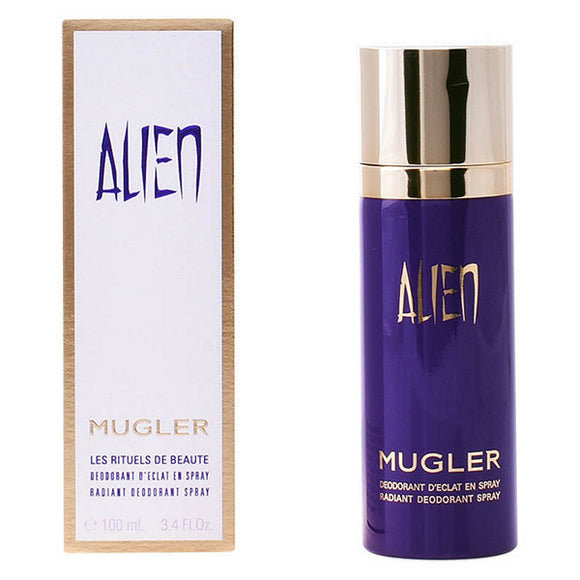 Spray Deodorant Alien Thierry Mugler